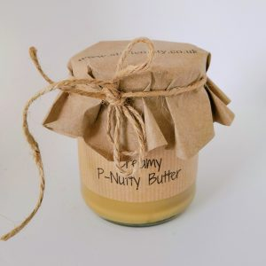 Creamy P-nutty butter